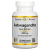 California Gold Nutrition, Ashwagandha, 450 mg, 180 Cápsulas Vegetais
