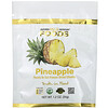 California Gold Nutrition, Freeze Dried Pineapple, Ready to Eat Whole Freeze-Dried Chunks, 1 oz (34 g)