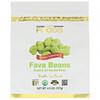 California Gold Nutrition, Alimentos, Feijão Fava, Fatias Assadas Prontas para Comer, Pimenta Limão, 4,5 oz (127 g)