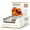 California Gold Nutrition, Foods, Caramel & Almond Bars, 12 Bars, 1.4 oz (40 g) Each