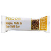 California Gold Nutrition, Foods, Müsliriegel mit Ahornsirup, Nüssen und Meersalz, 12Riegel, jeweils 40g (1,4oz.)