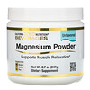 California Gold Nutrition, Magnesium Powder Beverage, Unflavored, 8.7 oz (247 g)