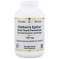 Children's Epicor, 125 mg, 360 Veggie Capsules - фото