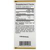 California Gold Nutrition, مركب كولين السيليكا، سيليكون متوافر حيويًا ومستقر (مثل حمض الأورثوسيليسيك) ودعم كولاجين، 1 أونصة سائلة (30 مل)