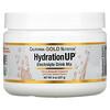 California Gold Nutrition, HydrationUP, Electrolyte Drink Mix Powder, Citrus, 8 oz (227 g)