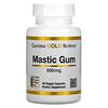 California Gold Nutrition, Goma de Mástique, 500 mg, 60 Cápsulas Vegetais