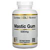 California Gold Nutrition, Goma de Mástique, 500 mg, 180 Cápsulas Vegetais
