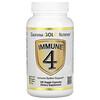 California Gold Nutrition, Immune 4, Immune System Support, 180 Veggie Capsules
