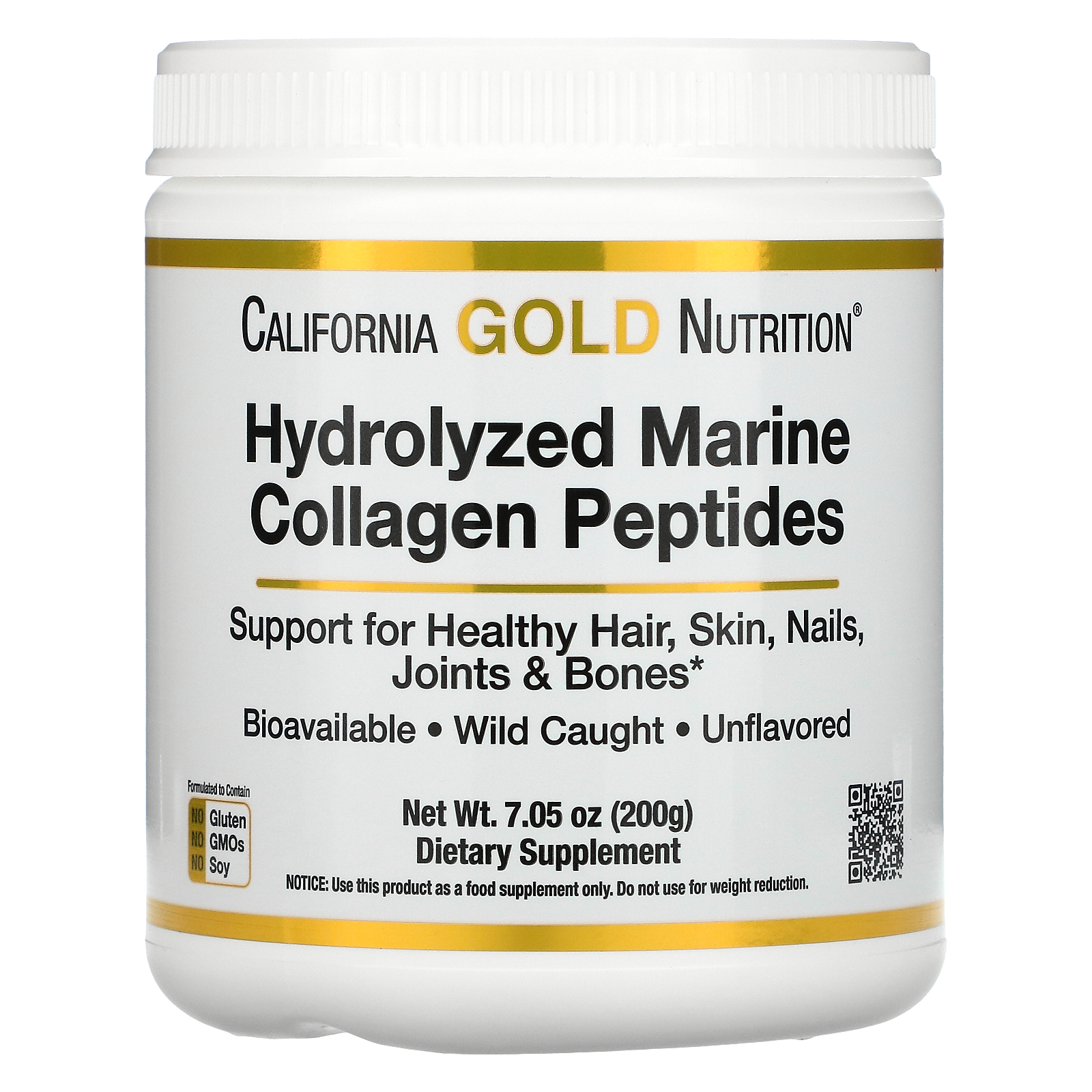 natural nutrition collagen gold)