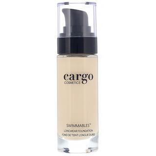 Cargo, Swimmables, Longwear Foundation, 10, 1 fl oz (30 ml)