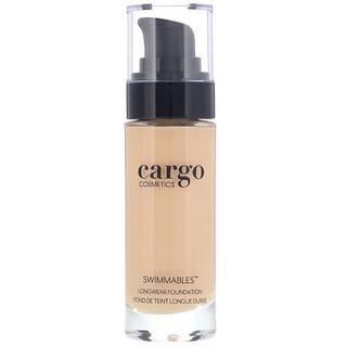 Cargo, Swimmables, Longwear Foundation, 20, 1 fl oz (30 ml)