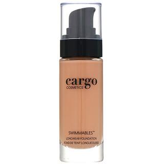 Cargo, Swimmables, Longwear Foundation, 30, 1 fl oz (30 ml)