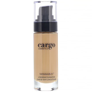 Cargo, Swimmables, Longwear Foundation, 40, 1 fl oz (30 ml)