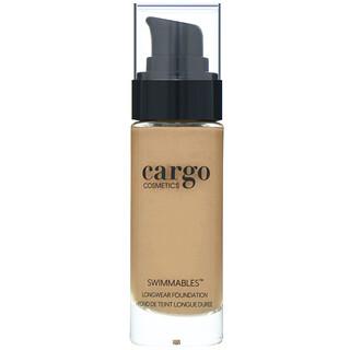 Cargo, Swimmables, Longwear Foundation, 50, 1 fl oz (30 ml)