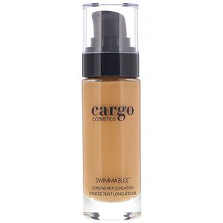 Cargo, Swimmables, Longwear Foundation, 70, 1 fl oz (30 ml)