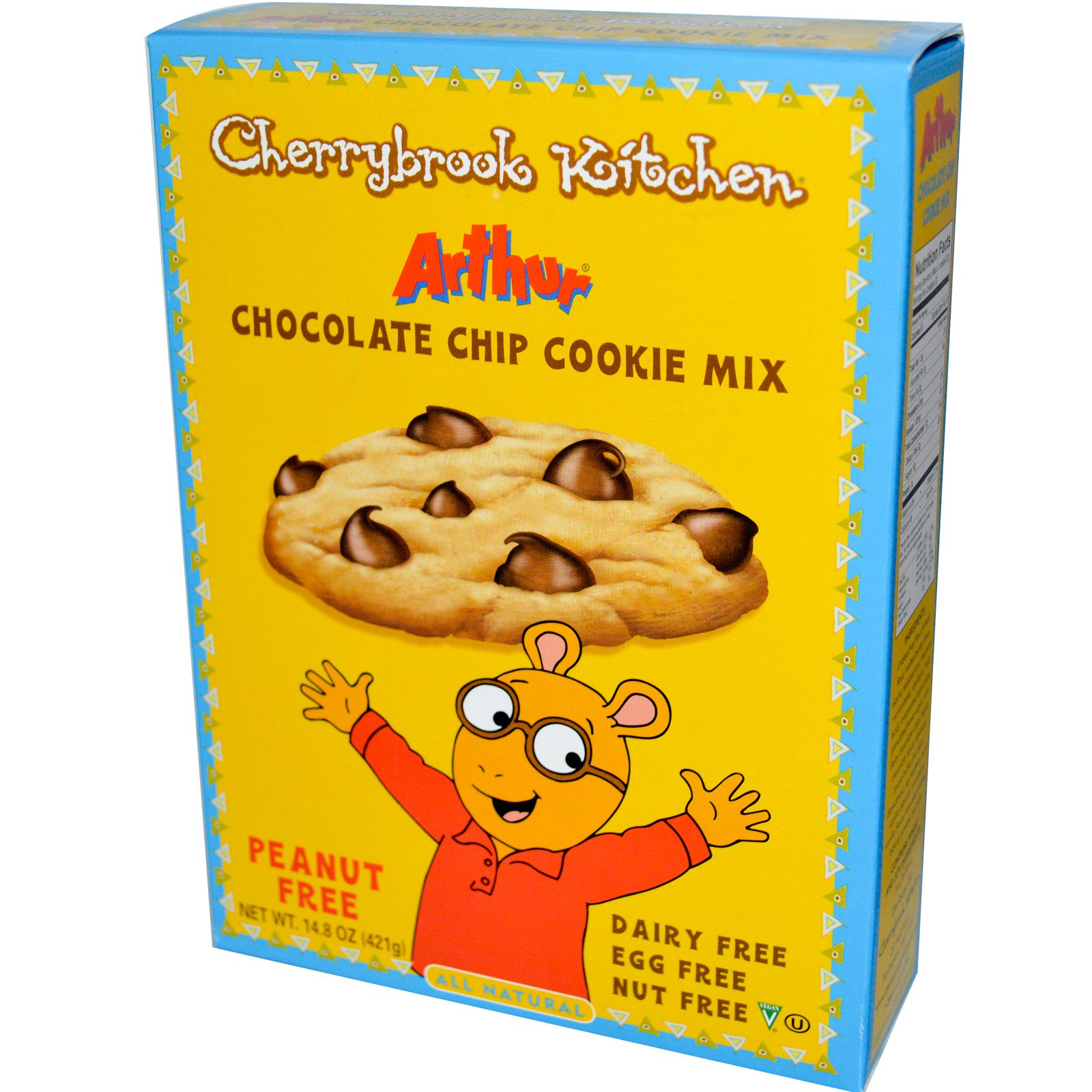 fudge brownie dp cookie mix gluten chocolate free dreams chip boxes ounce com kitchen amazon cherrybrook