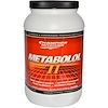 Champion Nutrition, Metabolol II, High-Energy Meal Supplement, Plain, 2.2 lbs (1,000 g) (Discontinued Item)