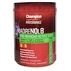 Champion Nutrition, AdreNOL8, Nitric Oxide Pre-Workout Formula, Grape, 1.8 lb (820 g) (Discontinued Item)