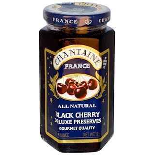 Chantaine, Deluxe Preserves, Black Cherry, 11.5 oz (325 g)