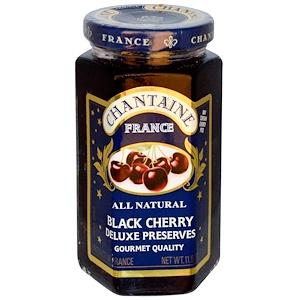 Шантэйн, Deluxe Preserves, Black Cherry, 11.5 oz (325 g) отзывы покупателей