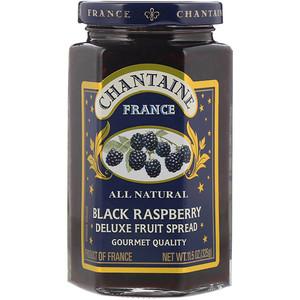 Шантэйн, Deluxe Fruit Spread, Black Raspberry, 11.5 oz (325 g) отзывы покупателей