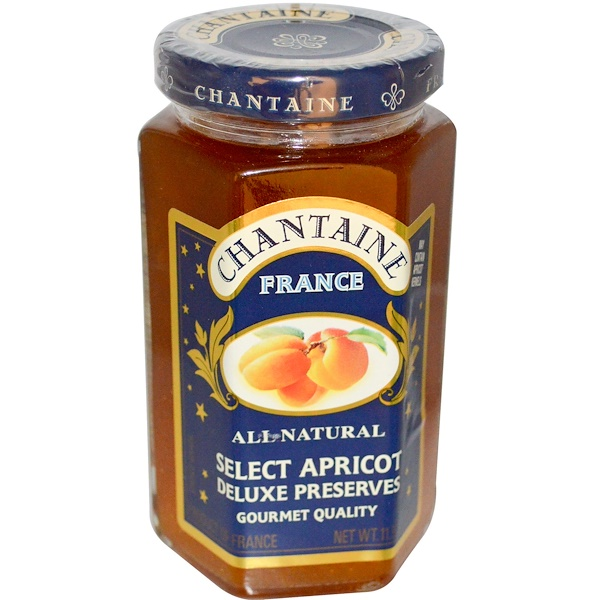 Chantaine, Deluxe Preserves, Select Apricot, 11.5 oz (325 g)
