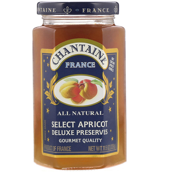 Chantaine, Deluxe Preserves, Select Apricot, 11.5 oz (325 g) (Discontinued Item)