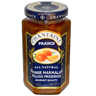 Chantaine, Deluxe Preserves, Orange Marmalade, 11.5 oz (325 g)