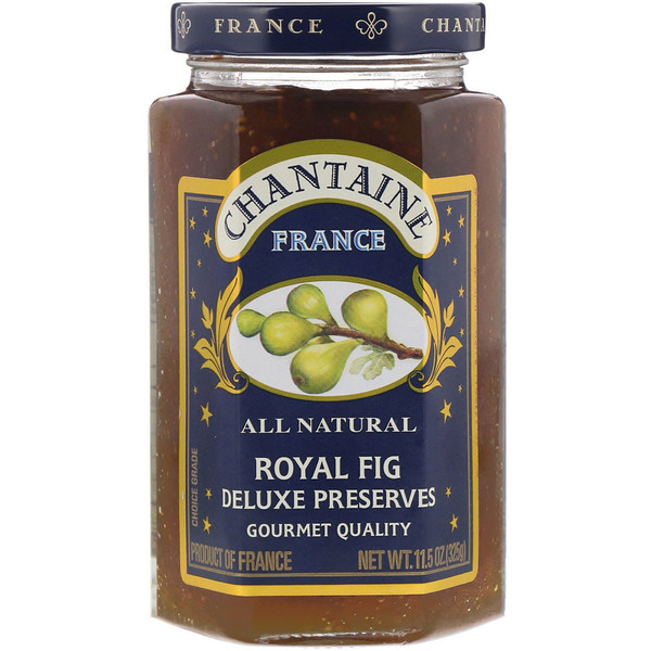 Chantaine, Deluxe Preserves, Royal Fig, 11.5 oz (325 g) (Discontinued Item)