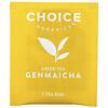 Choice Organic Teas, Organic, Genmaicha, Green Tea, 16 Tea Bags, 1.00 oz (28 g)
