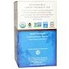 Choice Organic Teas, Decaf Black Tea, Organic, Decaffeinated English Breakfast, 16 Tea Bags, 1.1 oz (32 g)