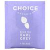Choice Organic Teas, Black Tea, Organic Earl Grey, 16 Tea Bags, 1.12 oz (32 g)