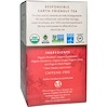 Choice Organic Teas, 허벌 티, 유기농, 루이보스 차이, 무카페인, 티백 16 개입, 1.27 온즈 (36 g)