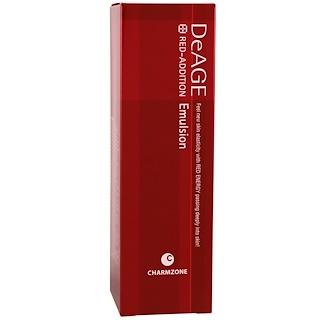 Charmzone, DeAge. Red-Addition, Emulsion, 4.39 fl oz (130 ml)