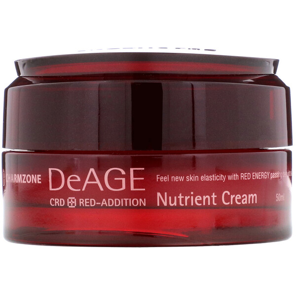 DeAge, Red-Addition, creme nutritivo, 50 ml