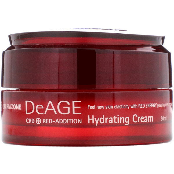 DeAge, Red-Addition, Hydrating Cream, 50 ml