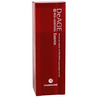 Charmzone, DeAge, Red-Addition, Essence, 1.69 fl oz (70 ml)