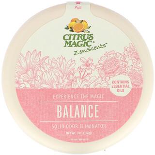 Citrus Magic, ZenScents, Balance, 7 oz (198 g)