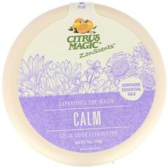 Citrus Magic, ZenScents, Calm, 7 oz (198 g)