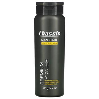 Chassis, Man Care, Premium Powder, 4.4 oz (125 g)