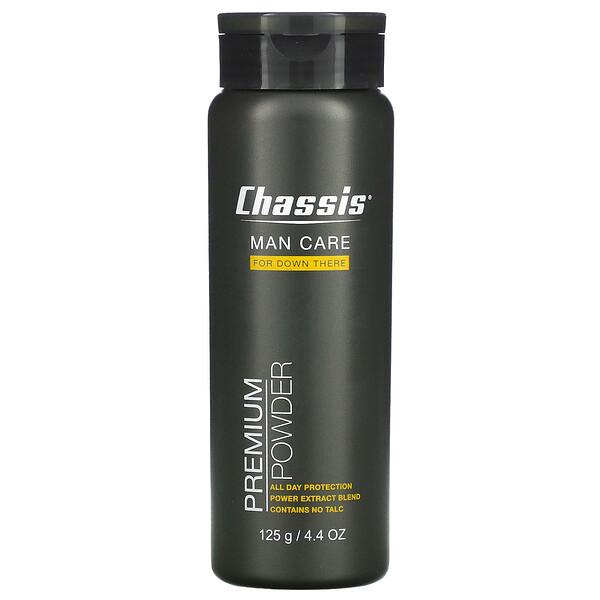 Man Care, Premium Powder, 4.4 oz (125 g)