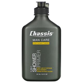 Chassis, Man Care, 5-In-1 Shower Primer, 9.5 fl oz (281 ml)