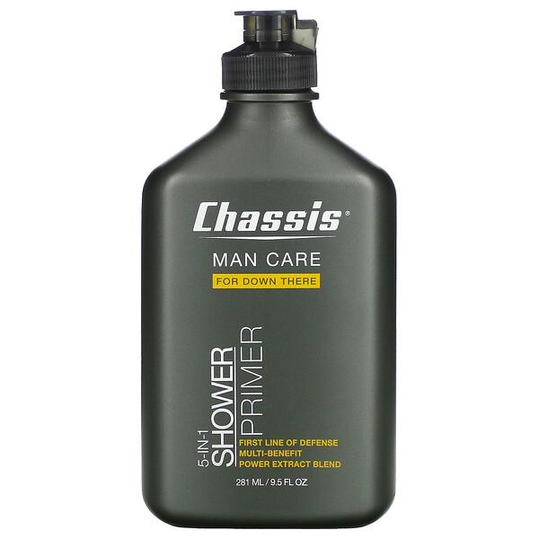 Man Care, 5-In-1 Shower Primer, 9.5 fl oz (281 ml)