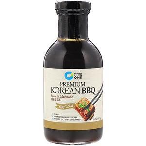 Chung Jung One, Premium Korean BBQ Sauce & Marinade, Original, 14.5 oz (411 g) отзывы