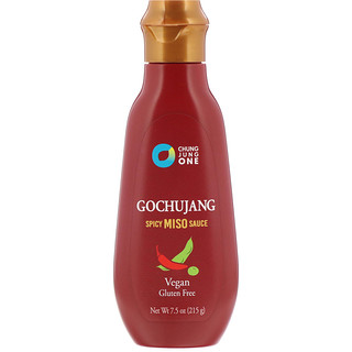 Chung Jung One, Gochujang Spicy Miso Sauce, 7.5 oz (215 g)