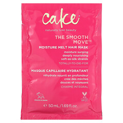 Cake Beauty, Smooth Move,保溼融化發膜,1.69 液量盎司(50 毫升)