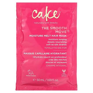 Cake Beauty, The Smooth Move, Moisture Melt Hair Mask, 1.69 fl oz (50 ml)