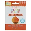 ColorKitchen, Decorative, Food Colors From Nature, Orange, 1 Color Packet, 0.088 oz (2.5 g)