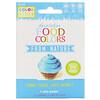 ColorKitchen, 裝飾用,天然食品色素,藍色,1包,0.088盎司(2.5克)