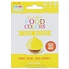 ColorKitchen, Decorative, Food Colors From Nature, Yellow, 1 Color Packet, 0.088 oz (2.5 g)
